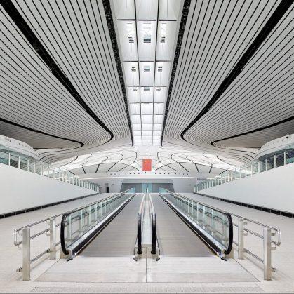 El aeropuerto de Beijing Daxing es el nuevo protagonista en el mundo 24