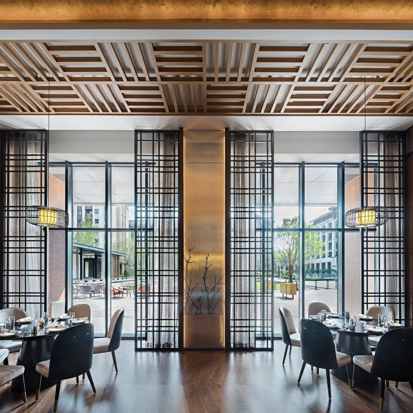 Hyatt Regency Beijing, un hotel que se fusiona con la naturaleza 17