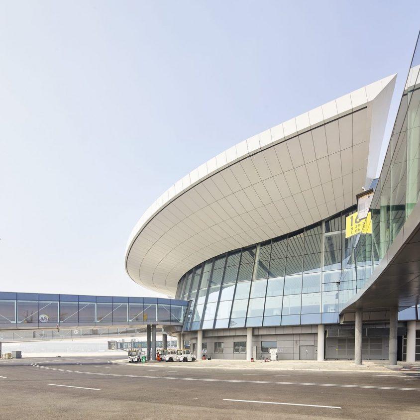 El aeropuerto de Beijing Daxing es el nuevo protagonista en el mundo 2