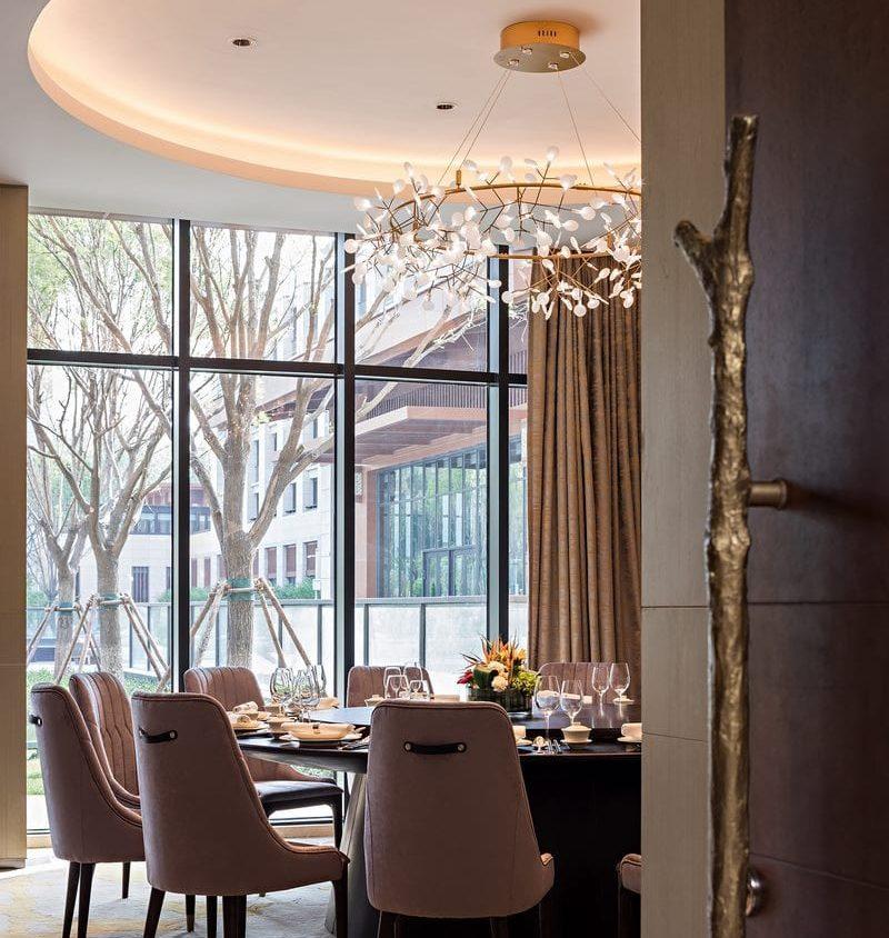 Hyatt Regency Beijing, un hotel que se fusiona con la naturaleza 18