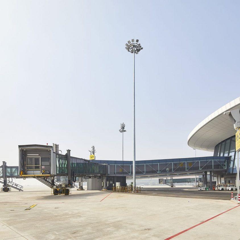 El aeropuerto de Beijing Daxing es el nuevo protagonista en el mundo 14