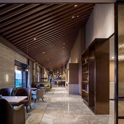 Hyatt Regency Beijing, un hotel que se fusiona con la naturaleza 20