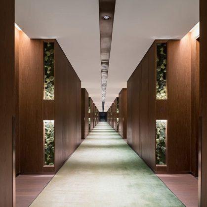 Hyatt Regency Beijing, un hotel que se fusiona con la naturaleza 21