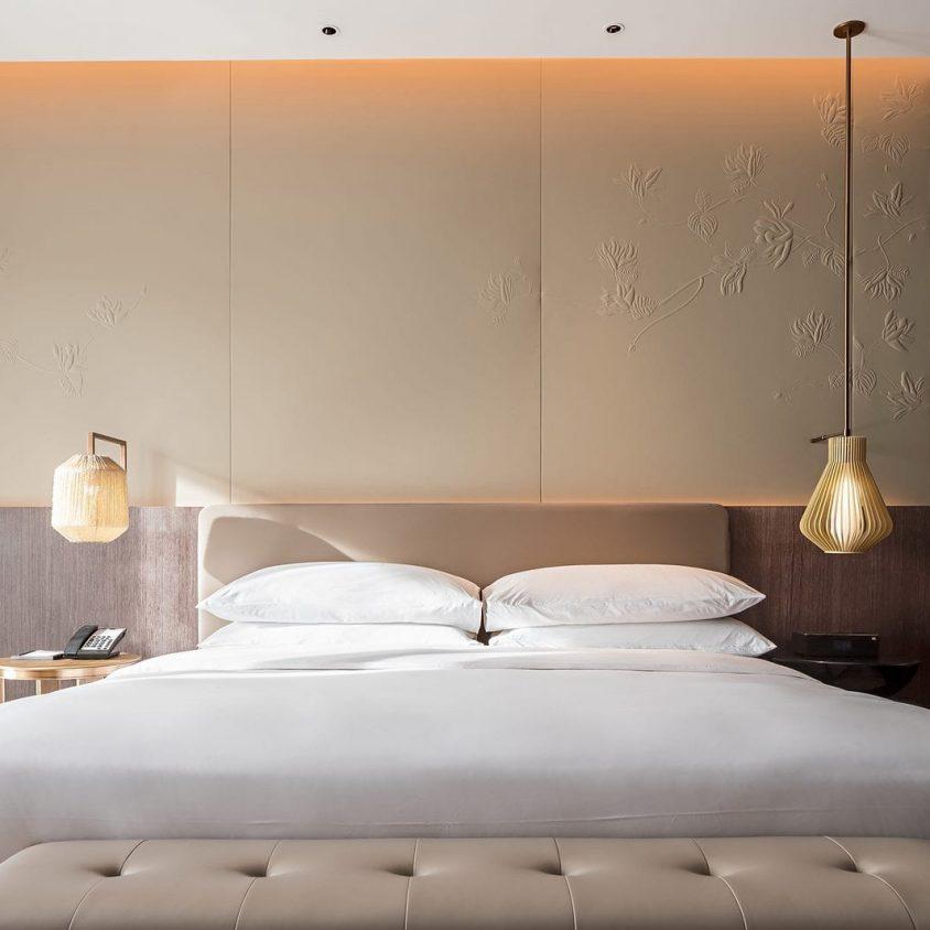 Hyatt Regency Beijing, un hotel que se fusiona con la naturaleza 23