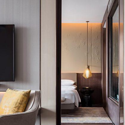 Hyatt Regency Beijing, un hotel que se fusiona con la naturaleza 22