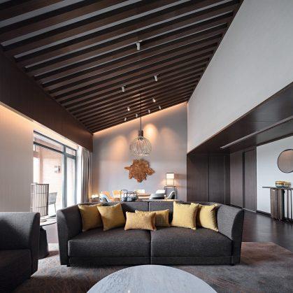 Hyatt Regency Beijing, un hotel que se fusiona con la naturaleza 28