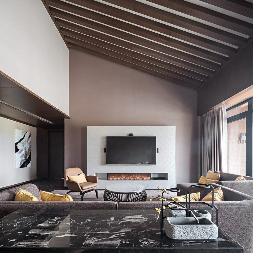 Hyatt Regency Beijing, un hotel que se fusiona con la naturaleza 25