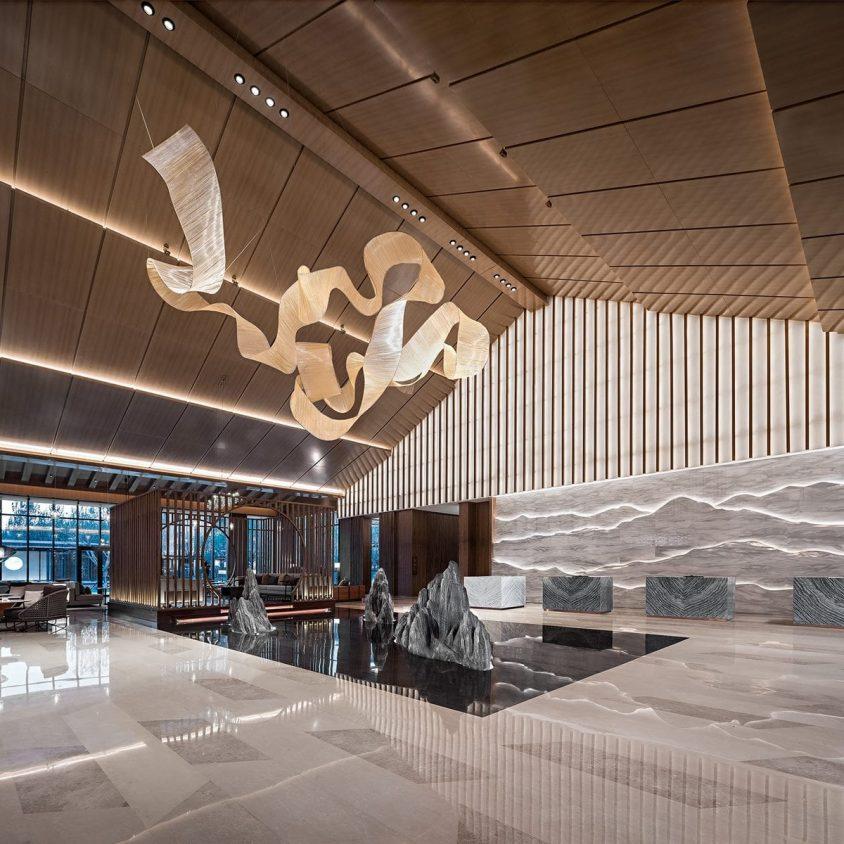 Hyatt Regency Beijing, un hotel que se fusiona con la naturaleza 3