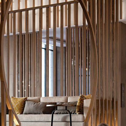 Hyatt Regency Beijing, un hotel que se fusiona con la naturaleza 4
