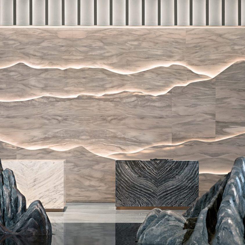 Hyatt Regency Beijing, un hotel que se fusiona con la naturaleza 7