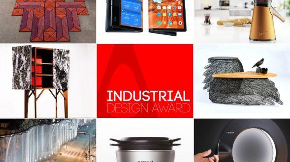 El mejor diseño industrial está en A' Design Awards 34