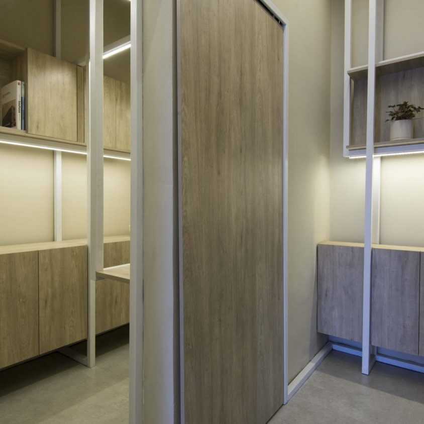 Un espacio multifunción para interiores 6