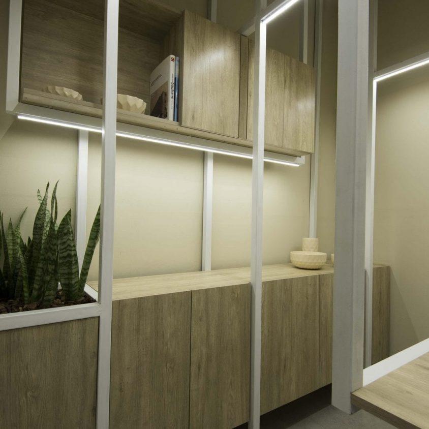 Un espacio multifunción para interiores 3