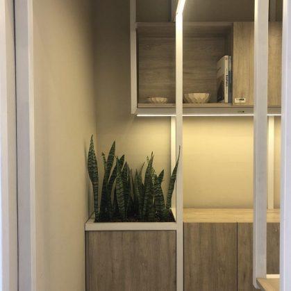 Un espacio multifunción para interiores 8