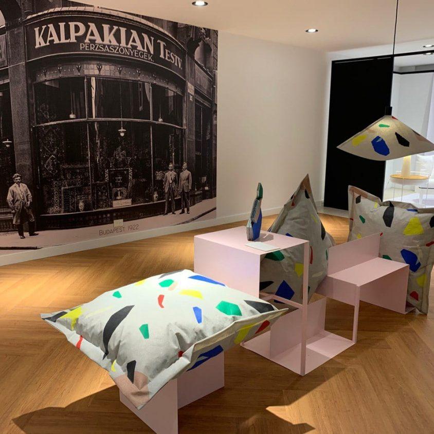 Galería del Diseño en Kalpakian Casa 2