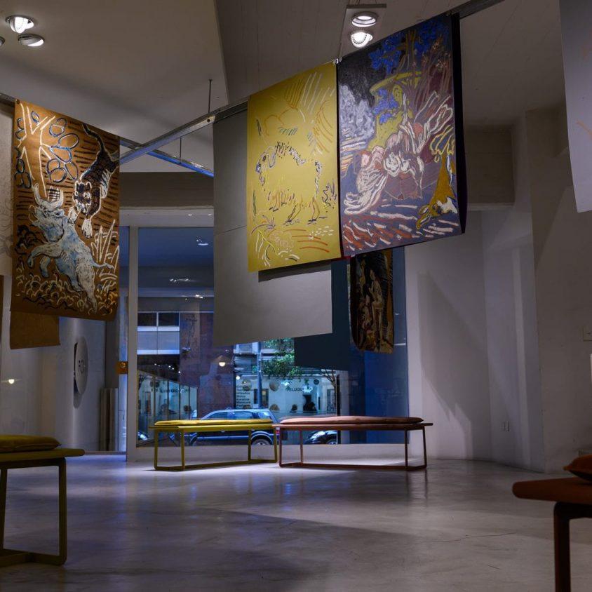 Diseño y arte para todo público en Arenales 19