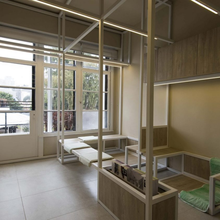 Un espacio multifunción para interiores 1