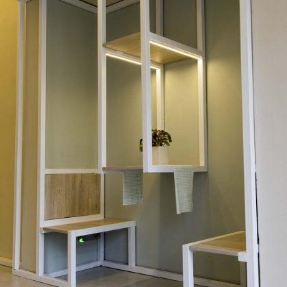 Un espacio multifunción para interiores 5
