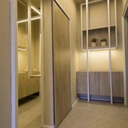 Un espacio multifunción para interiores 4