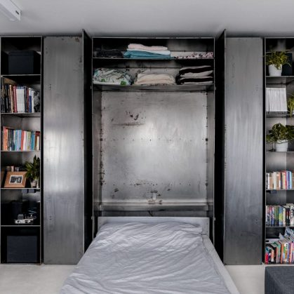 Zero Room Apartment, un departamento flexible 15