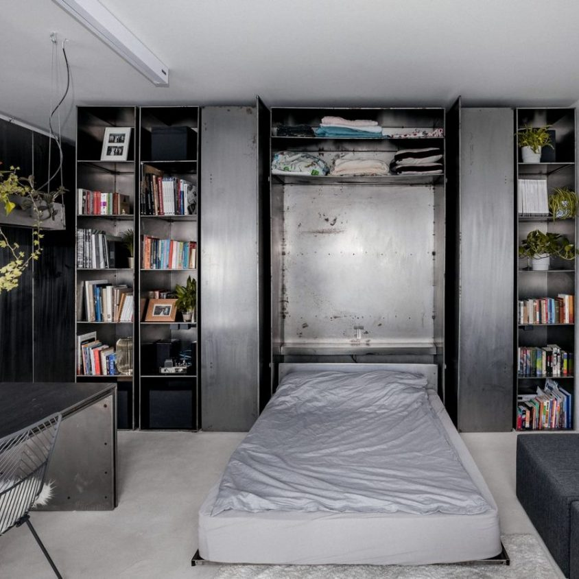 Zero Room Apartment, un departamento flexible 12