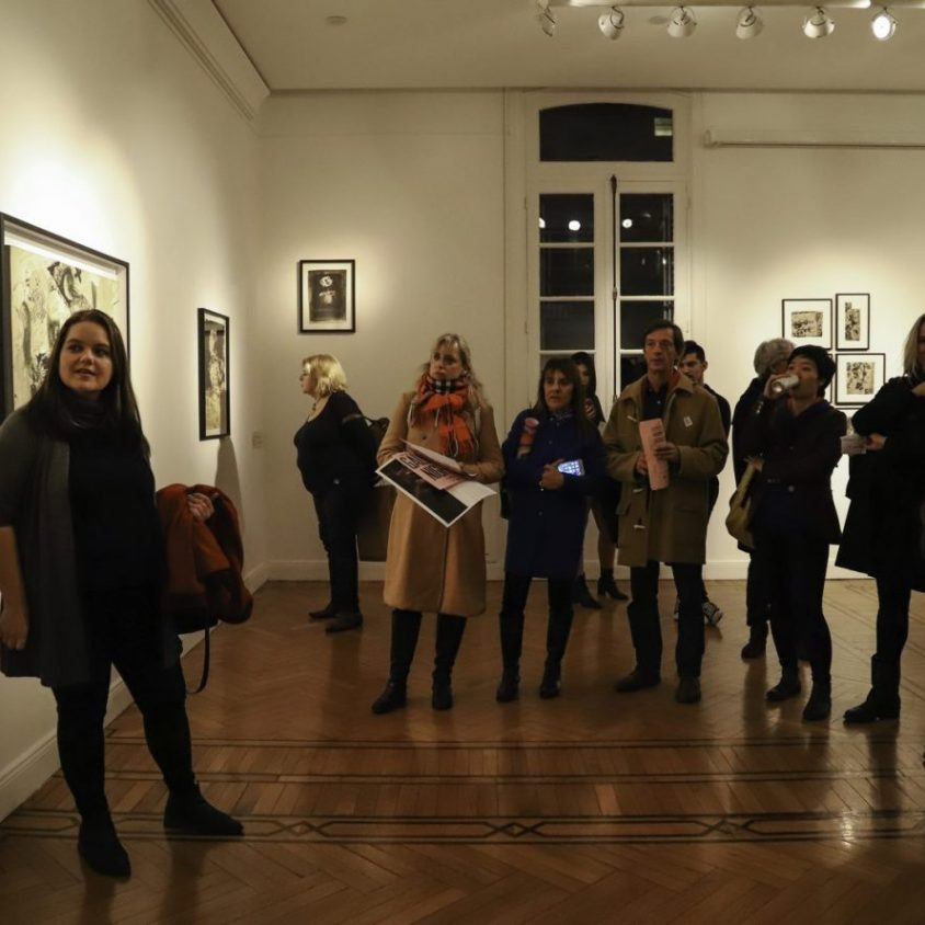 Gallery Nights en Recoleta y Retiro 1