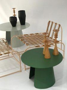 Muestra DArA Galería de Diseño en Kalpakian Casa PH Adela Aldama (Copiar)