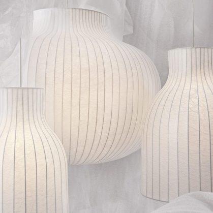 La simpleza de las lámparas colgantes de Layer x Muuto 1