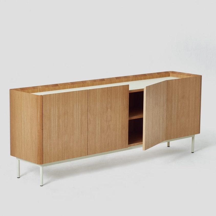 Los nuevos muebles de Very Good & Proper y de Isokon Plus 7