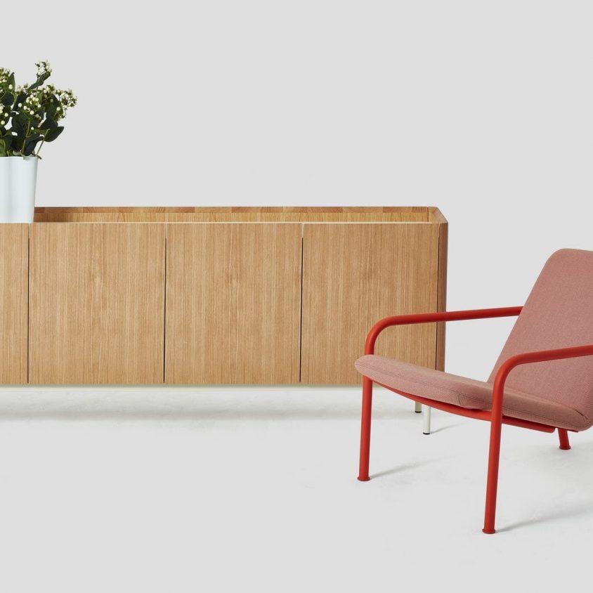 Los nuevos muebles de Very Good & Proper y de Isokon Plus 1