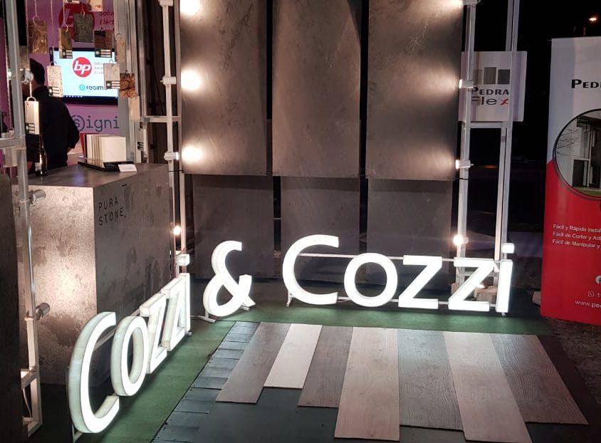 Pedraflex y Purastone, los destacados de Marmolería Cozzi & Cozzi 5