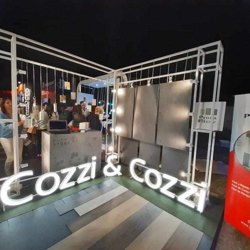 Pedraflex y Purastone, los destacados de Marmolería Cozzi & Cozzi 1