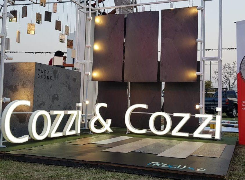 Pedraflex y Purastone, los destacados de Marmolería Cozzi & Cozzi 8