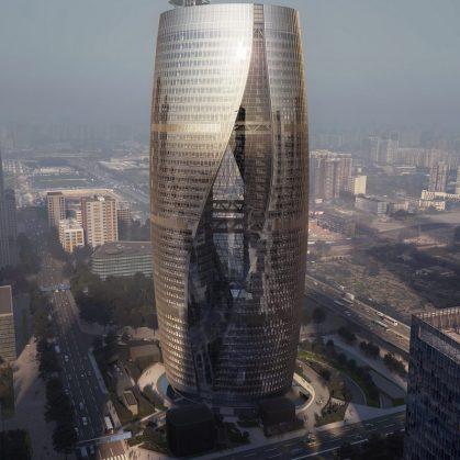 La torre con el atrio más alto del mundo 2