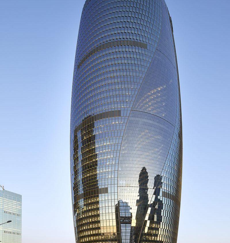 La torre con el atrio más alto del mundo 1