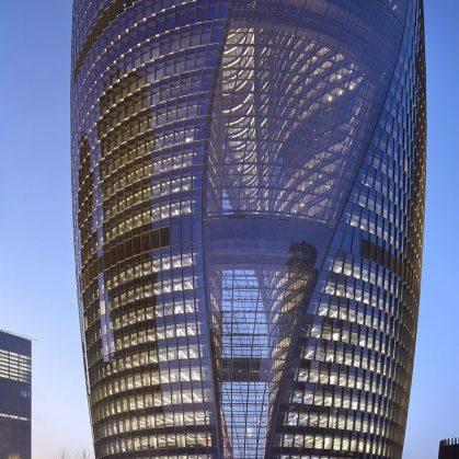 La torre con el atrio más alto del mundo 3