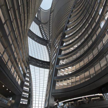 La torre con el atrio más alto del mundo 9