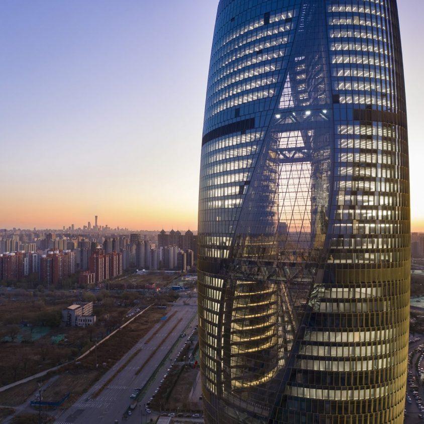 La torre con el atrio más alto del mundo 4