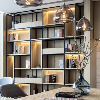 Oficinas con forma de nido que producen tecnología 12
