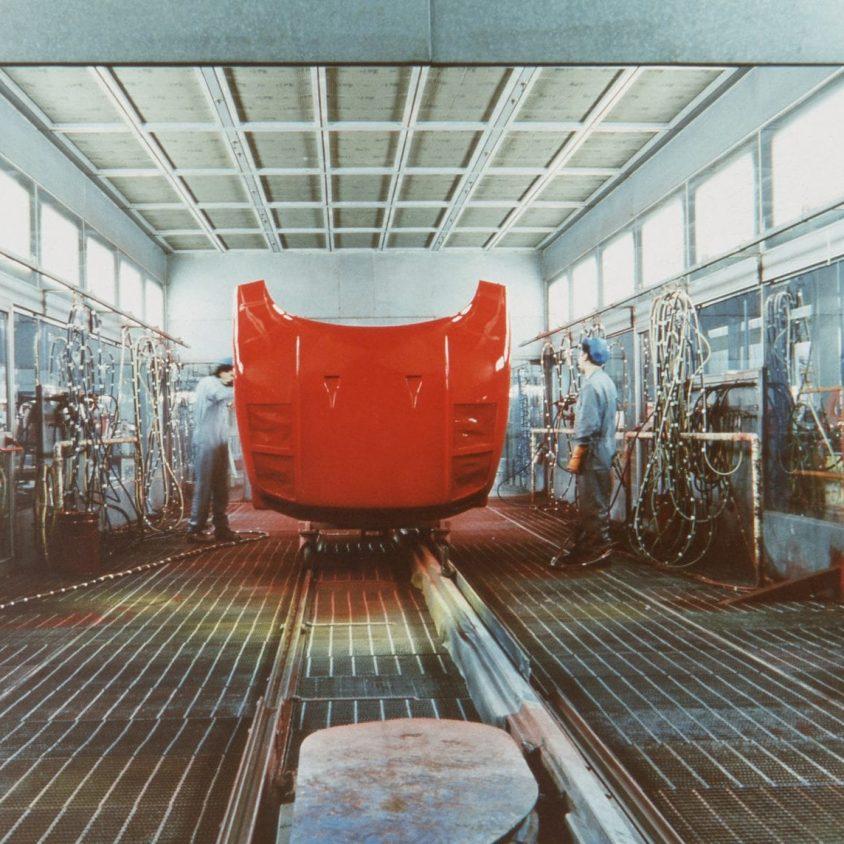 La industria y el trabajo registradas por la fotografía 1
