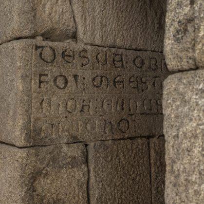 Hospitalidad con signos de la época medieval 17