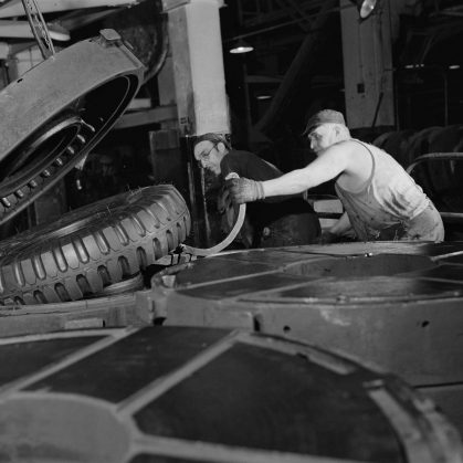 La industria y el trabajo registradas por la fotografía 19