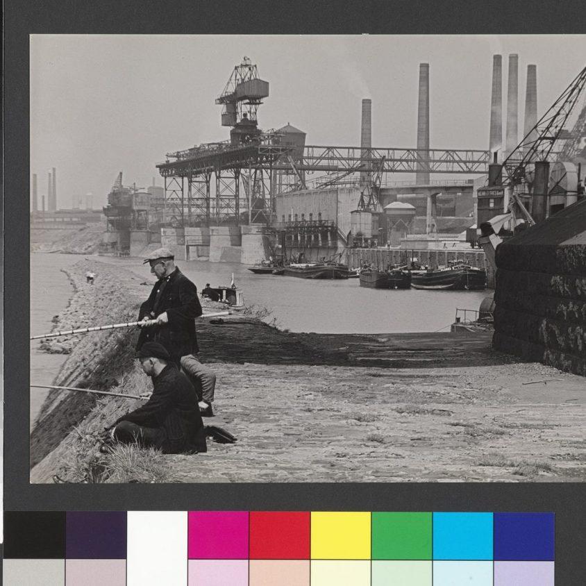 La industria y el trabajo registradas por la fotografía 15