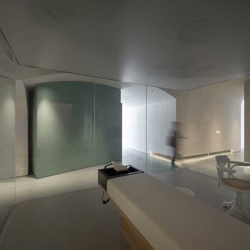 Congelar el tiempo y disfrutar el arte en un spa 2