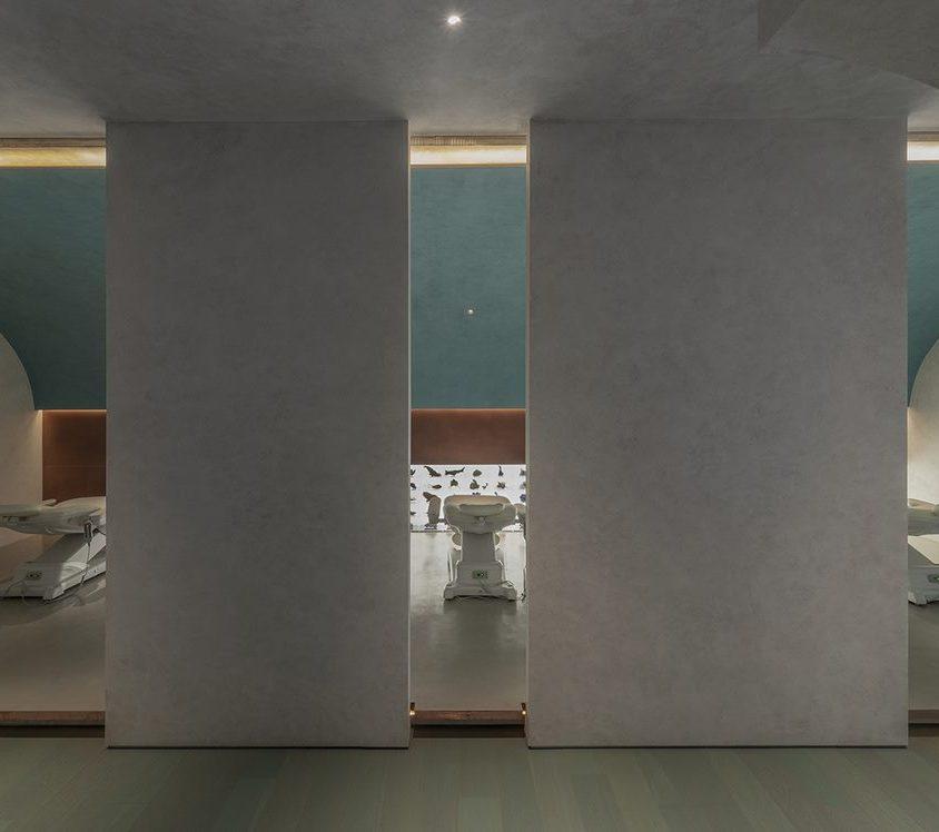 Congelar el tiempo y disfrutar el arte en un spa 7