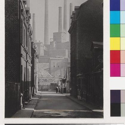 La industria y el trabajo registradas por la fotografía 14