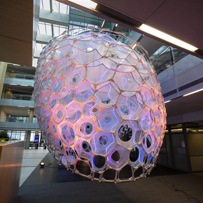 Inteligencia Artificial en una instalación interactiva 5
