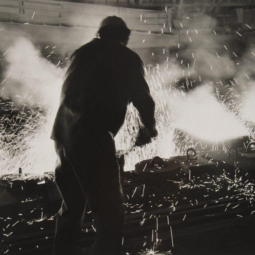 La industria y el trabajo registradas por la fotografía 9