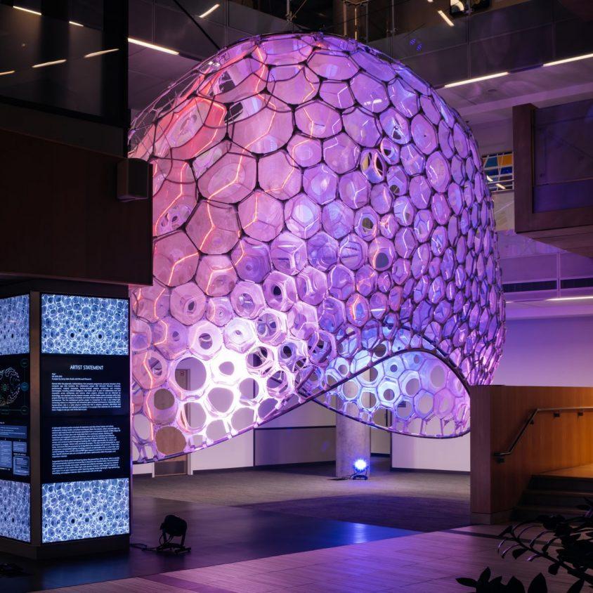 Inteligencia Artificial en una instalación interactiva 1