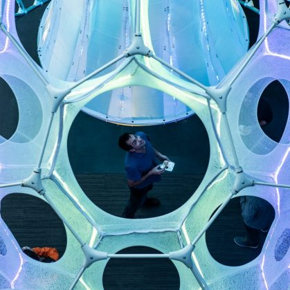 Inteligencia Artificial en una instalación interactiva 11